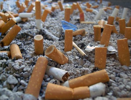Study on the regulation of tobacco waste
